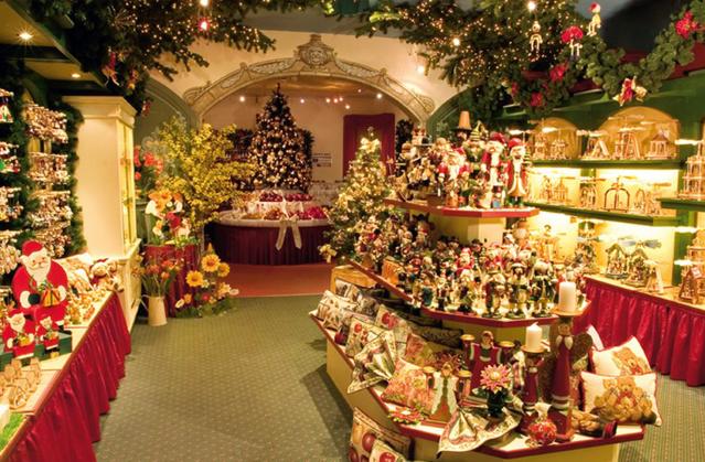 Kulkusalla, Brugge, Käthe Wohlfahrt, joulukauppa