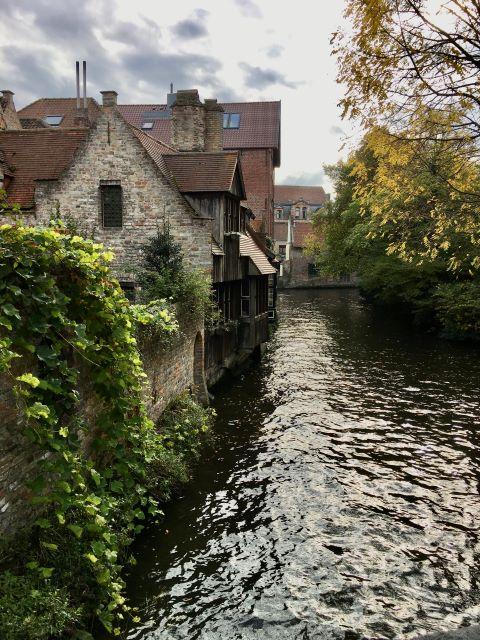 Kulkusalla, Brugge, kanava