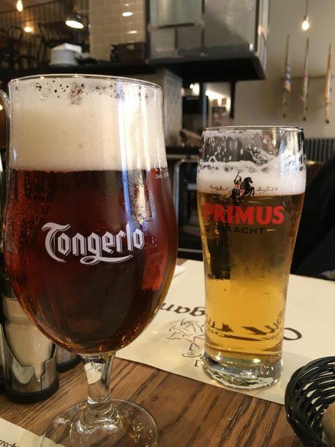Kulkusalla, Bryssel, olut, Tangerlo, Primus