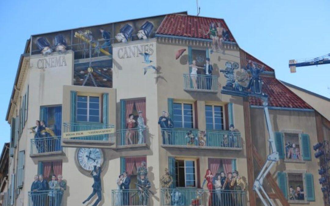 Cannes, elokuvakaupunki