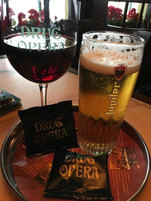 Kulkusalaa, Drag Opera, olut, Bryssel