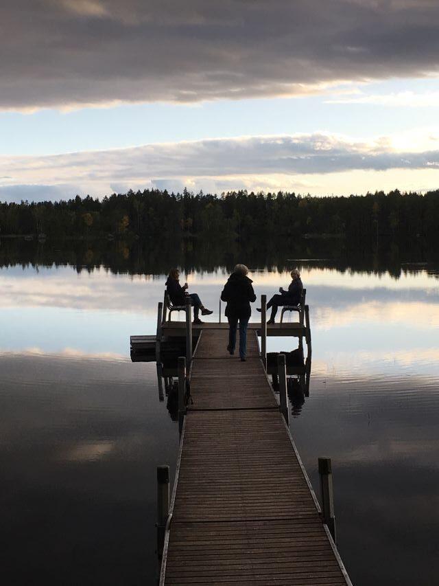 Dorikset, Liesjärvi, Onnenranta