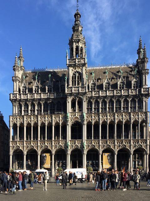 Kulkusalla, Maison du Roi, Bryssel