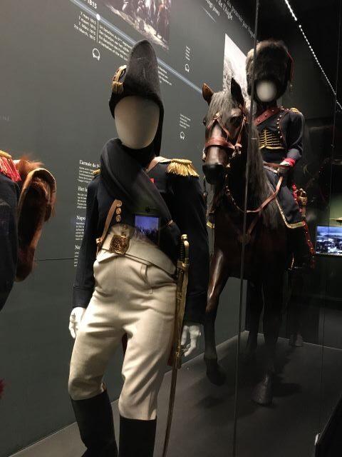 Kulkusalla, Mémorial Bataille de Waterloo 1815