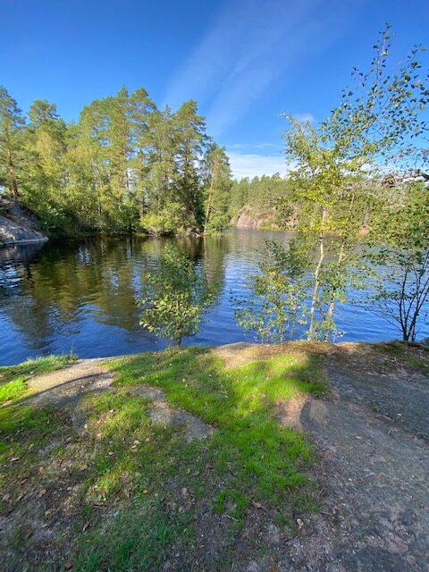 Teijo, Mathildedal, Sahajärvi